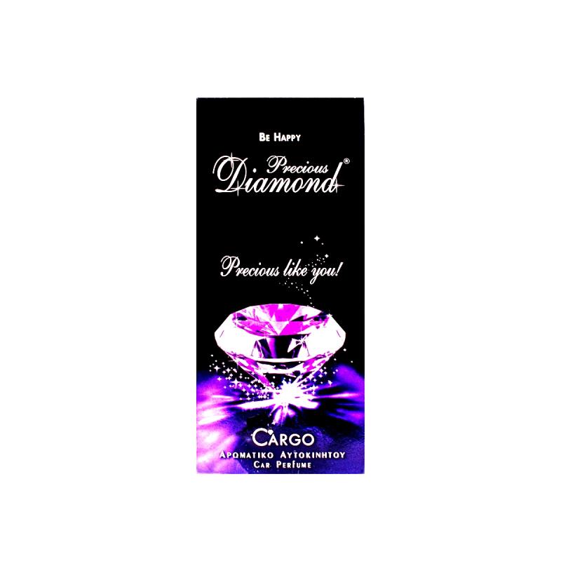 DIAMOND zapach zawieszka Be Happy