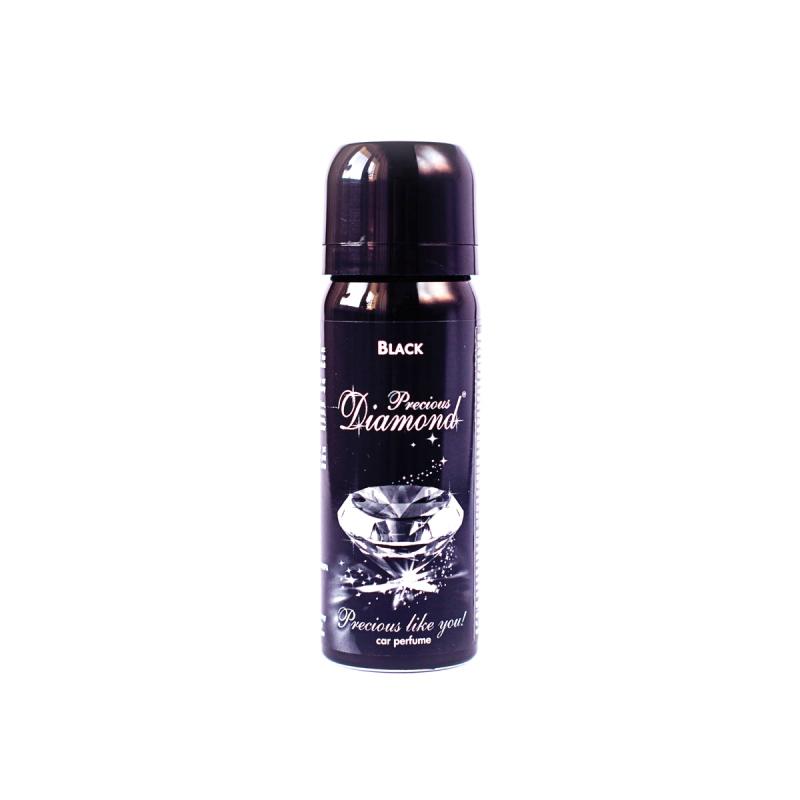 DIAMOND perfumy w aerozolu Black