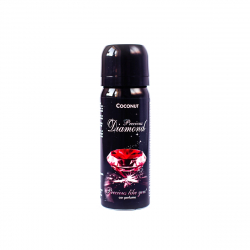 DIAMOND perfumy w aerozolu Coconut