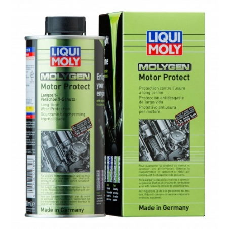 MOLYGEN MOTOR PROTECT 500ml ochrona silnika LIQUI MOLY
