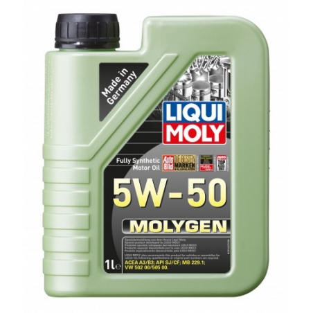 MOLYGEN 5W-50 olej silnikowy 1l LIQUI MOLY