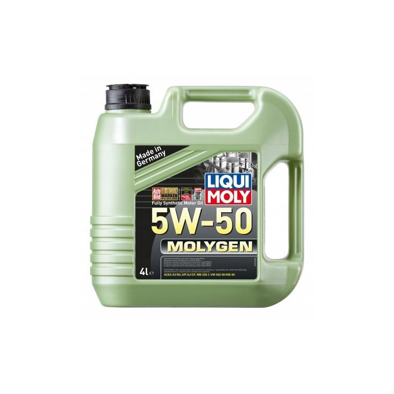 MOLYGEN 5W-50 olej silnikowy 4l