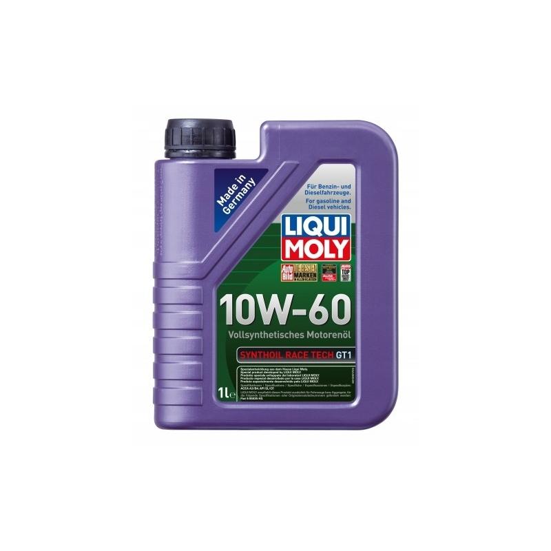 Synthoil Race Tech GT1 10W-60 olej silnikowy 1l