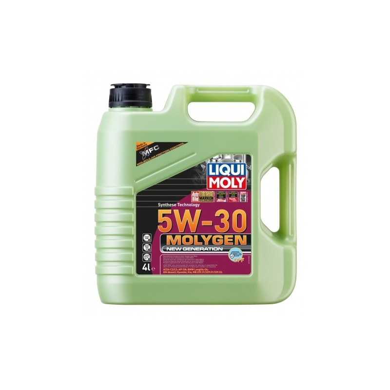LIQUI MOLY Molygen New Generation 5W30 4l