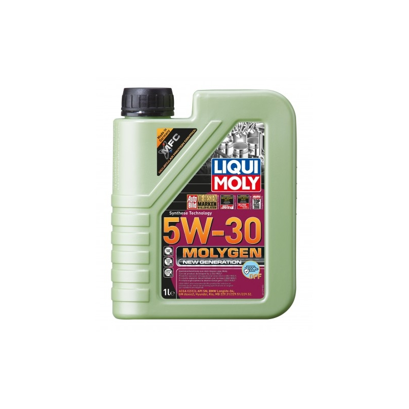 LIQUI MOLY Molygen New Generation 5W30 1l