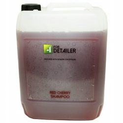 Red Cherry Shampoo 5000ML 4detailer
