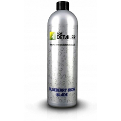 Blueberry IRON Blade 500ml 4detailer