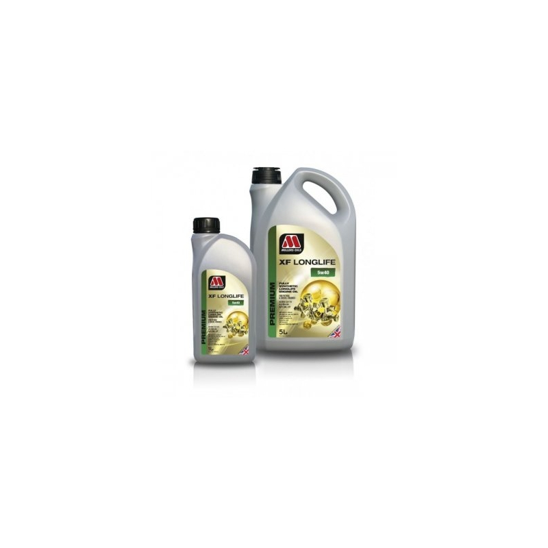 MILLERS OILS XF 5W40 1L