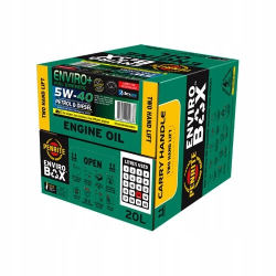 PENRITE ENVIRO+ 5W-40 20L BOX Dystrybutor