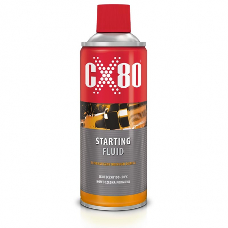 CX80 STARTING FLUID