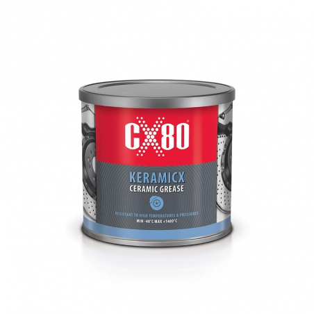 CX80 SMAR CERAMICZNY KERAMICX 40 g