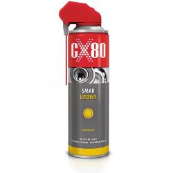 CX80 SMAR LITOWY AEROZOL
