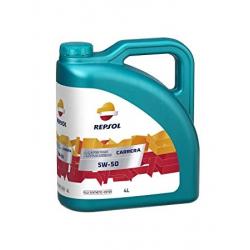 Repsol Carrera 5W50- olej silnikowy 4 l