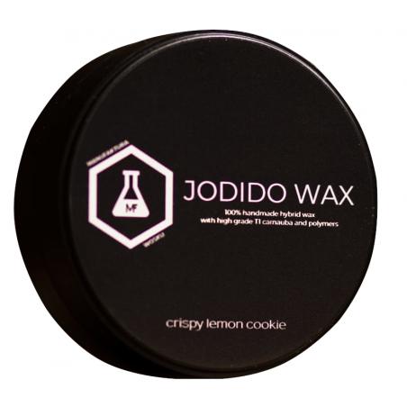 WOSK SAMOCHODOWY JODIDO WAX V2.0 - CRISPY LEMON COOKIE 100ML