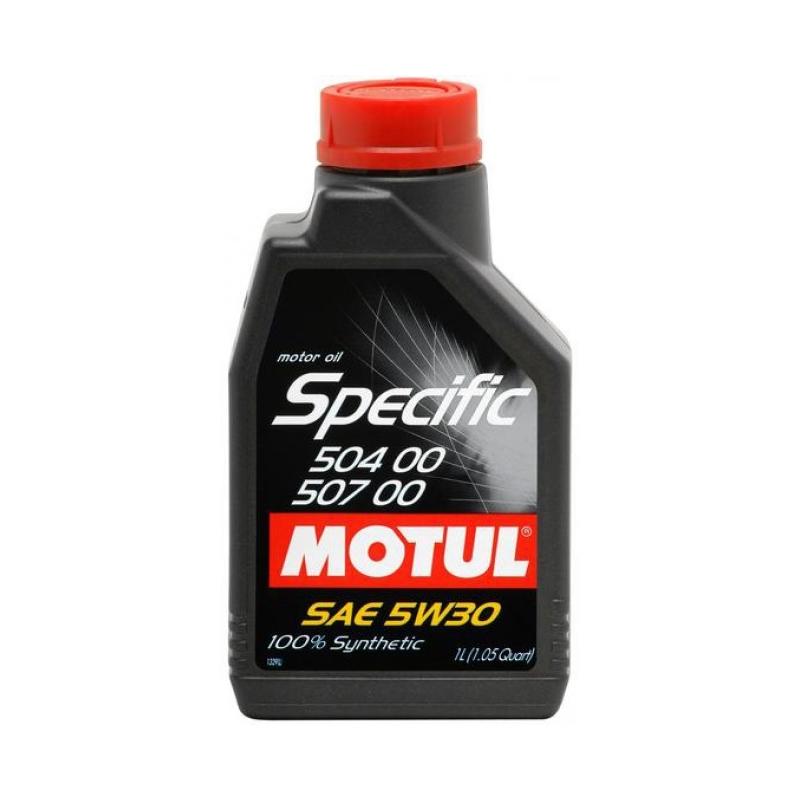 MOTUL Specyfic 504.00 -507.00 5W30 1L