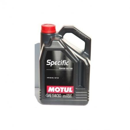 MOTUL Specyfic 504.00 -507.00 5W30 5L