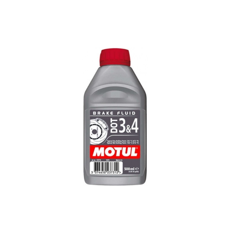 MOTUL DOT 3&4 500 ML