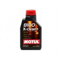 MOTUL 8100 X-CLEAN+ C3 5W30 VW 504/507 1L