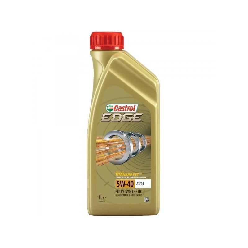 Castrol EDGE TURBO DIESEL 5W40 FST 1L