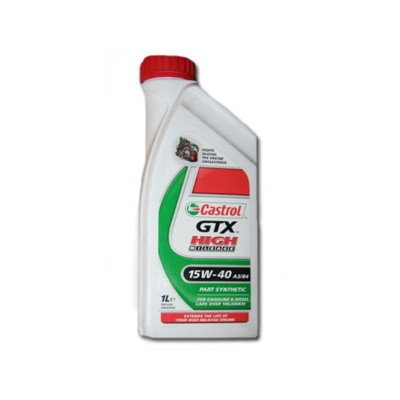CASTROL GTX 15W40 1L