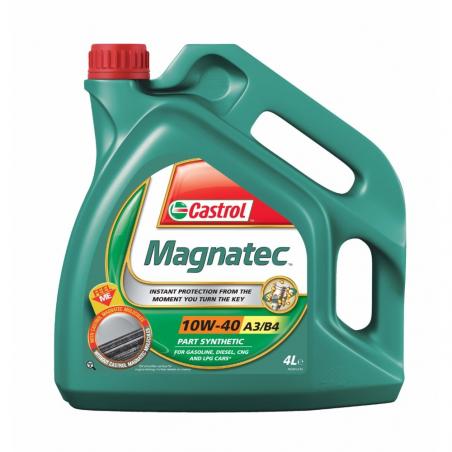 CASTROL MAGNATEC 10W40  A3/ B4 4L