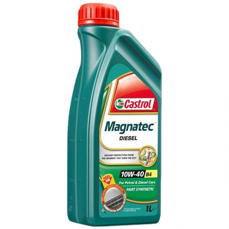 CASTROL MAGNATEC 10W40  DIESEL  1L