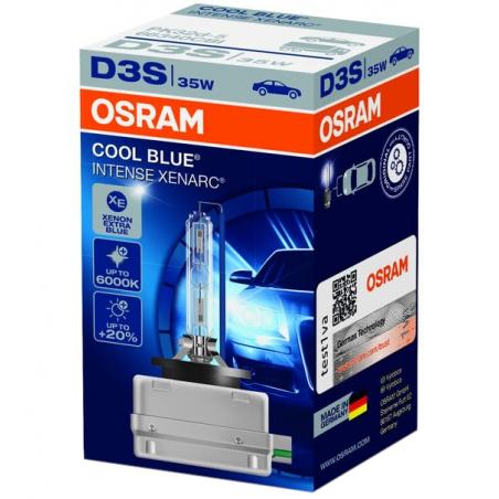 ŻARÓWKA OSRAM XENARC OSR66340 D3S XENON ŻARNIK COOL BLUE