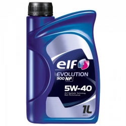 ELF EVOLUTION 900NF 5W40 1L