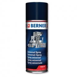 Berner universal spray Super 6+ Uniwersalny produkt do napraw, konserwacji i pielęgnacji