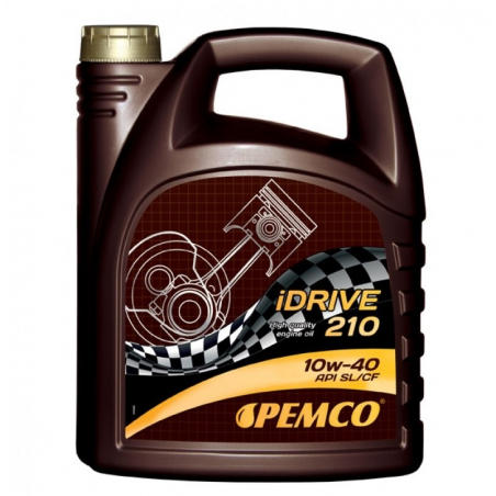 PEMCO iDrive 210 10W40 5L