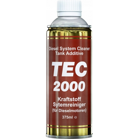 TEC2000 DIESEL SYSTEM CLEANER CZYŚCI WTRYSKIWACZ