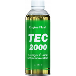 TEC2000 Engine Flush...