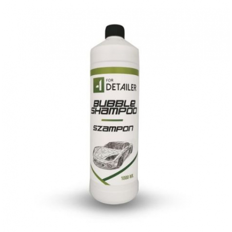 4detailer Bubble Shampoo super wydajny szampon