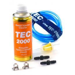 Zestaw 8 mm + TEC 2000...
