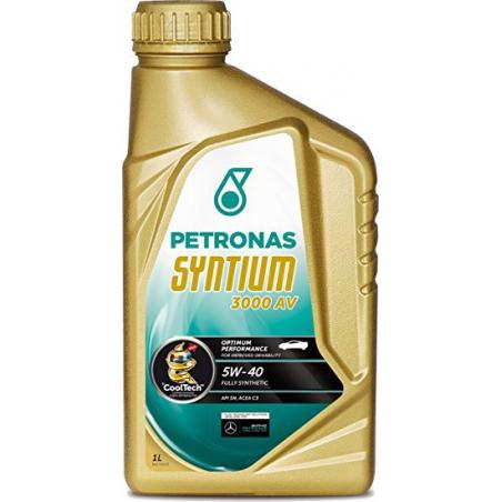 PETRONAS SYNTIUM 3000 AV 5W40 505.01 A40 1L