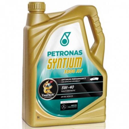 PETRONAS SYNTIUM 3000 AV 5W40 505.01 A40 5L
