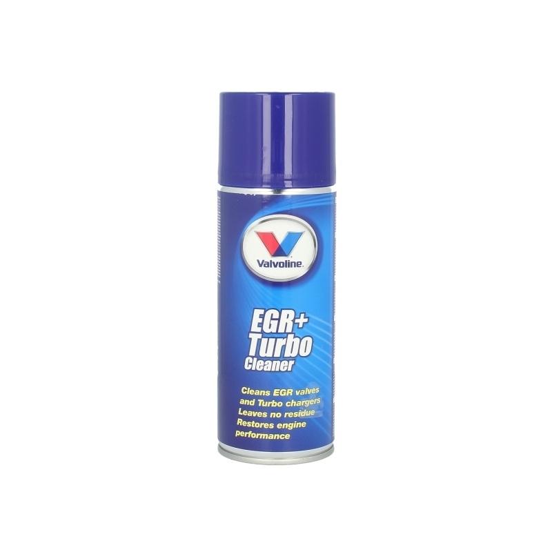 VALVOLINE EGR TURBO CLEANER - Środek do czyszczenia zaworu EGR oraz Turbosprężarki 400ml