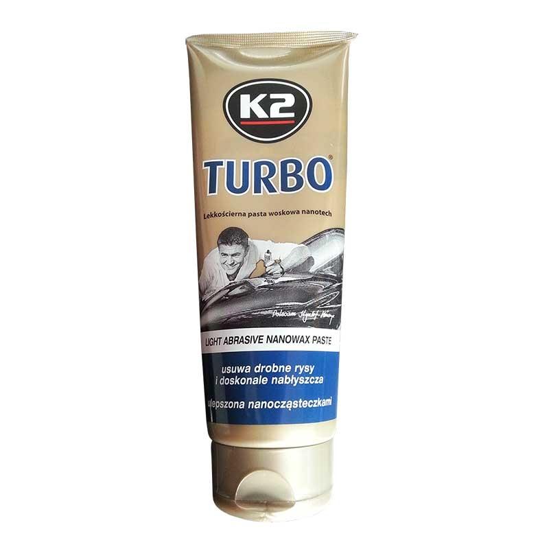 K2 Turbo pasta woskowa 230 G