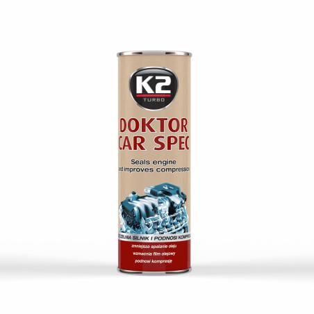 K2 Doktor - uszczelniacz do silnika 443 ML