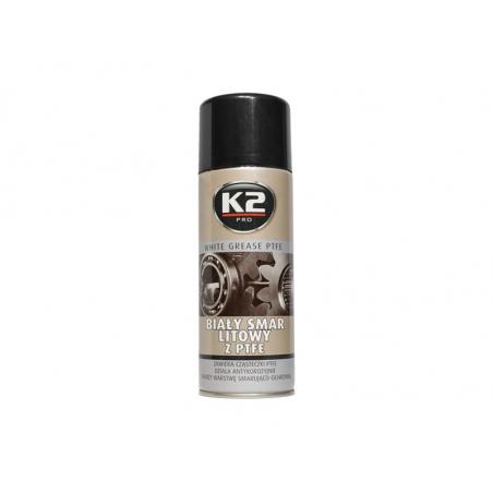 K2 biały smar litowy 400 ML