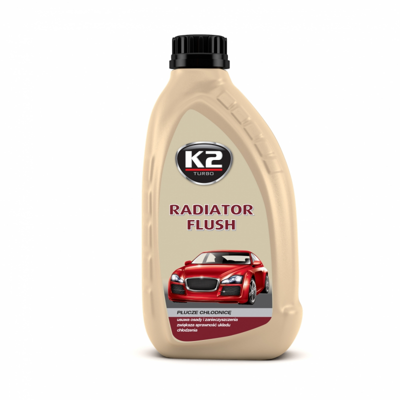 K2 Radiator Flush - płukanka do chłodnicy 400 ML