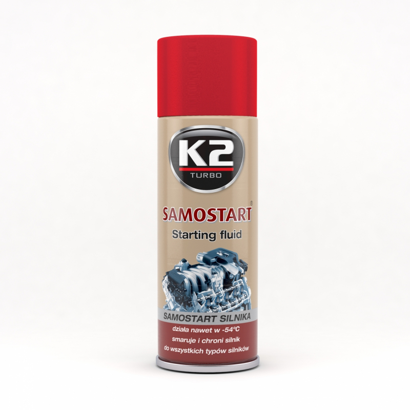 K2 Samostart 400 ML