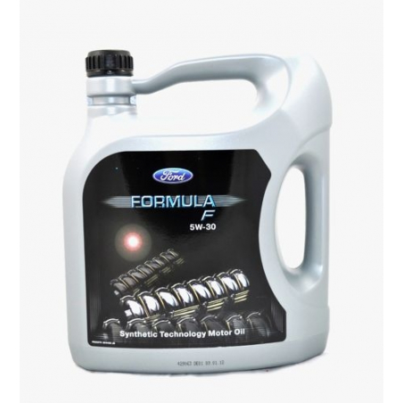 Olej syntetyczny FORD 5W30 FORMULA F 5L