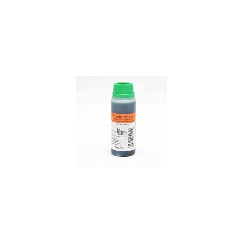 Fulmix ZIELONY olej do dwusuwów 100 ML