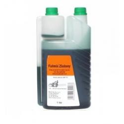 Fulmix ZIELONY olej do dwusuwów 1 L