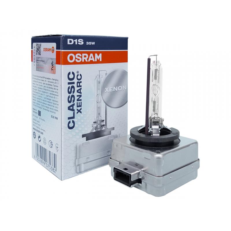 OSRAM D1S CLASSIC 66140 XENON