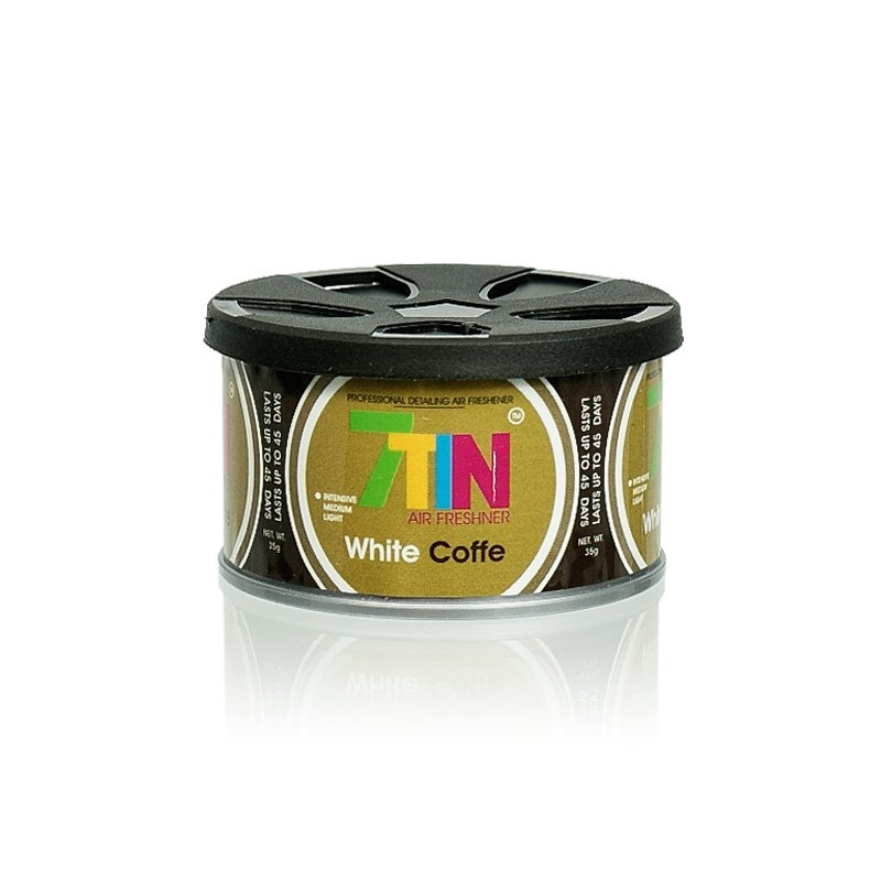 7TIN WHITE COFFEE - zapach kawy
