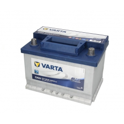 AKUMULATOR 60AH/540A VARTA BLUE DYNAMIC