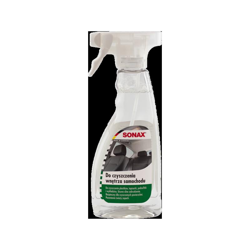 SONAX Do czyszczenia wnętrza samochodu 500 ML