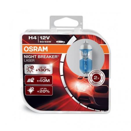 OSRAM NIGHT BRAKER LASER H4 12V 60/55W